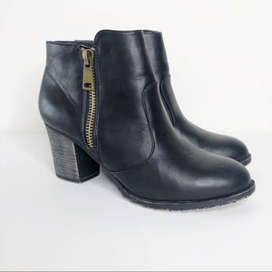 BAMBOO Rattle Ankle Bootie Boots